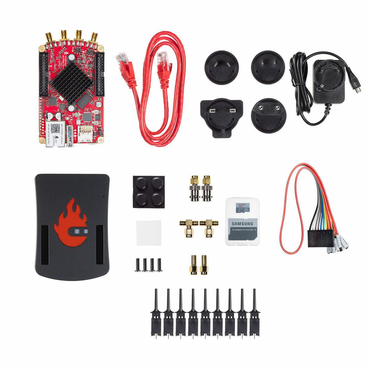 Red Pitaya STAY@HOME kit