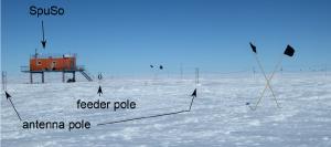 RP antarktika